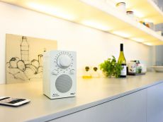 Радиоприемник Tivoli Audio Pal bt Glossy white PALBTGW